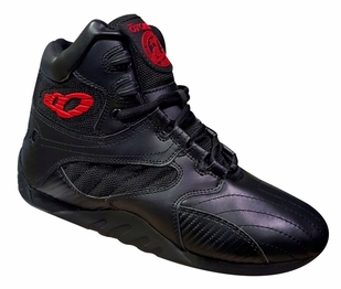 New- Otomix Carbonite Ultimate Trainer Bodybuilding Gym Shoes- Black/Carbon