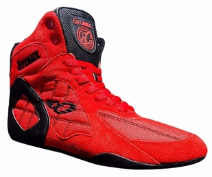 Otomix Red/Black Ninja Warrior Bodybuilding Combat Shoe-M/F3333NEW