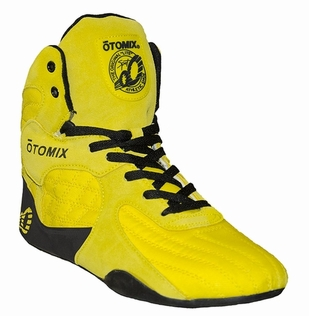 Otomix Stingray Escape Shoe- M3000- Yellow- Limited Edition
