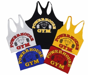 Powerhouse Gym Y-Back Tank Top