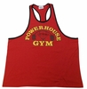Powerhouse Gym Ringer Tank Top