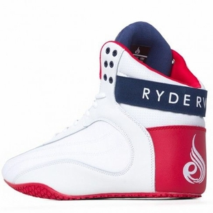 New- Ryderwear D-Mak Cali - White/Red/Blue