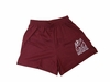 T. Micheal Basic Work Out Shorts- Style 935 - Maroon