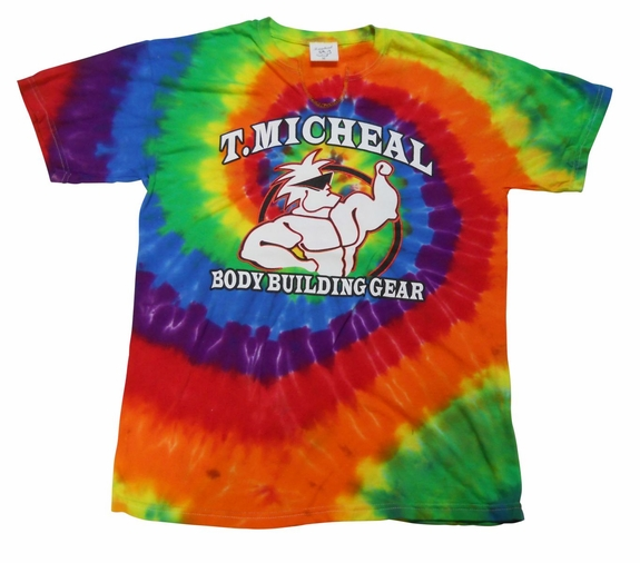 T. Micheal V Neck Work Out Shirt- Limited Edition- Style 101D