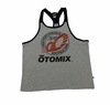 Otomix Performance Bodybuilding Tank- Style 200BB - Heather Grey