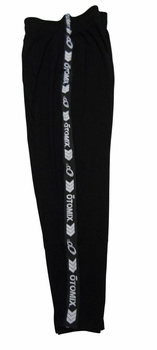 Otomix Workout Pant- Black Signature Stripe