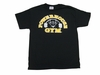 Powerhouse Gym Traditional Tee - Black