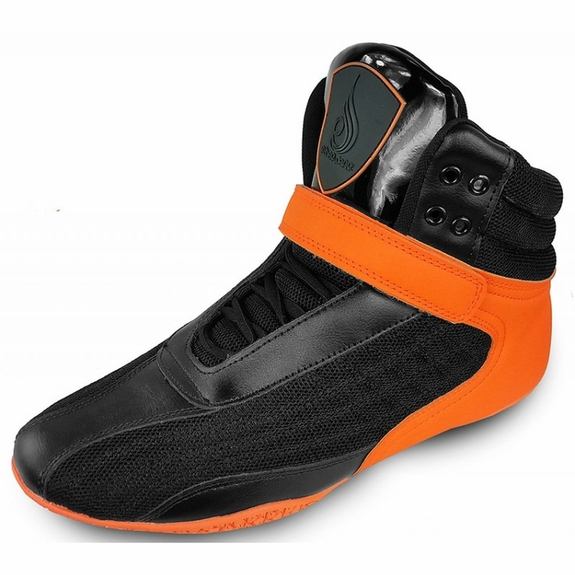 Ryderwear Raptors G-Force Performance Shoes- Black / Orange