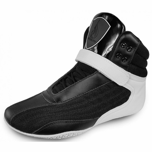 Ryderwear Raptors G-Force Performance Shoes- Black/White