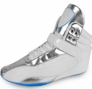 Ryderwear Raptors G-Force Performance Shoes- White Ice