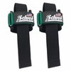 Schiek 1000PLS Power Lifting Straps- Now in Colors! - Green