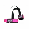 Schiek 1000PLS Power Lifting Straps- Now in Colors! - Pink