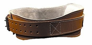 "Schiek L2004 4 3/4"" Power Contour Leather Lifting Belt"