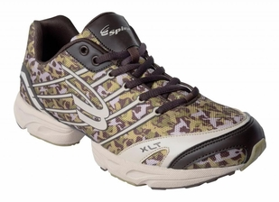 Duck Dynasty Camo Performance Footwear- Sand