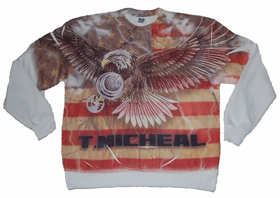 T. Micheal Eagle Big Top- # SW101- Factory Direct