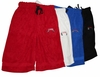 T Micheal Embroidered Baggy Work Out Shorts # 00946