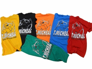 T. Micheal T-Shirt #101C- Six Pack