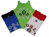 World Gym Athletic Tank Top- Style WG-AT01