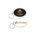 2016 Copa America Oval Keyring
