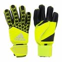 adidas Ace Zones Pro Goalkeeper Gloves - Solar Yellow