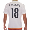 adidas Andres Guardado Mexico 2016 Away Jersey