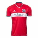 adidas Chicago Fire 2017/2018 Home Jersey
