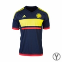 adidas Colombia 2016 Youth Away Jersey
