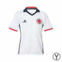 Youth adidas Colombia 2016 Home Jersey
