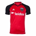 adidas DC United SS Training Top - Red