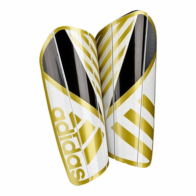 adidas Ghost Pro Shinguards - White - Click to enlarge