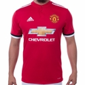 adidas Manchester United 2017/2018 Home Jersey