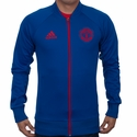 adidas Manchester United Anthem Jacket - Collegiate Royal