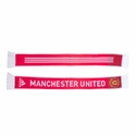 adidas Manchester United Scarf - Real Red