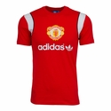 adidas Manchester United Tee - Red