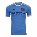 adidas New York City FC 2016/2017 Authentic Home Jersey