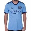 adidas New York City FC 2017/2018 Home Jersey