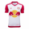 adidas New York Red Bulls 2015 Authentic Home Jersey