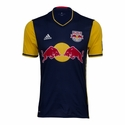 adidas New York Red Bulls 2017/2018 Authentic Away Jersey