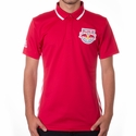 adidas New York Red Bulls SS Polo - Red