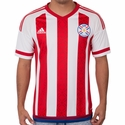 adidas Paraguay 2016 Home Jersey