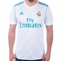 adidas Real Madrid 2017/2018 Home Jersey