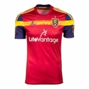 adidas Real Salt Lake 2015 Authentic Home Jersey