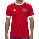 adidas Russia 2017/2018 Home Jersey