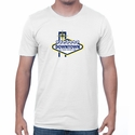Adult Downtown LVSC Crest Tee - White
