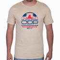 Adult Nike US Youth Soccer ODP Championships Event Tee - Gold