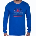 Adult Nike US Youth Soccer ODP Championships Event Tee - LS Royal