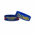 Colombia 2016 Copa America Bracelet -2 Pack