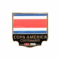 Costa Rica 2016 Copa America Collector Pin