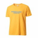 Downtown LVSC Performance Practice Top - Yellow