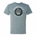 DTG Nike US Youth Soccer National League Est. Tee - Grey